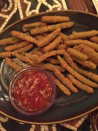 Wok Fried Green Beans