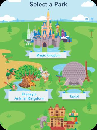 select a park